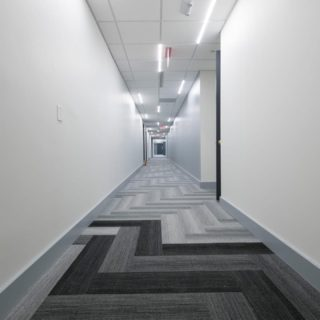 Office building corridors. #magnicospeed #commercialconstruction #commercialconstructioncompany #realestate #officedesign #officespace