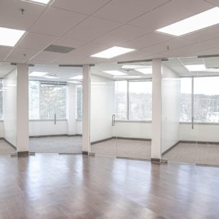 Recently completed office build out. #magnicospeed #officebuilding #commercialrealestate