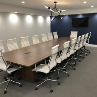 Office fit out completed by  @magnicocontracting #officedesign #commercialrealestate