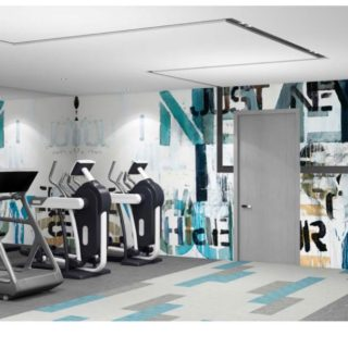 Design - Reality  @thedesignersgroup #gym #commercialrealestate #officedesign