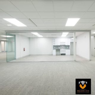 Tenant build out. #magnicospeed #commercialrealestate #commercialconstruction #officeconstruction #officebuilding #generalcontractor