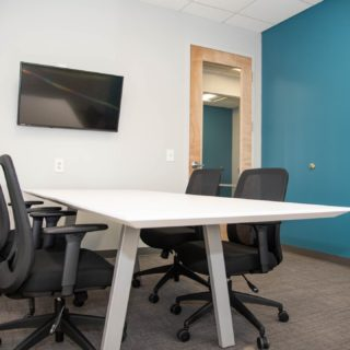 And another office build out completed #magnicospeed #commercialconstruction #officedesign #cre