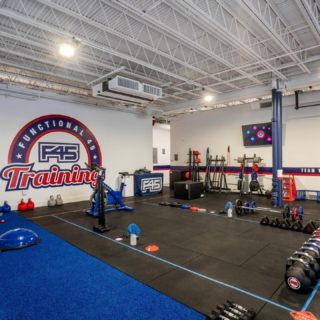 Recently completed build out completed by our Connecticut division. Swipe to the end to see the before photo #gym #commericalrealestate #magnicospeed